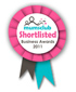 Business Mum Awards - Shortlisted 2011