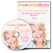 How To Create Achievable Goals And Recapture Your Inner Sparkle! eBook | Empowering Mums