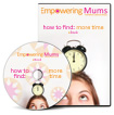 How to find more time eBook | Empowering Mums