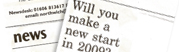 Northwich Guardian: Will you make a new start in 2009? | Empowering Mums UK